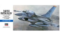 F-16B General Dynamics, Fighting Falcon - HASEGAWA 00444 D14 1/72