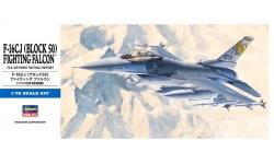 F-16CJ Block 50 General Dynamics, Fighting Falcon - HASEGAWA 00448 D18 1/72