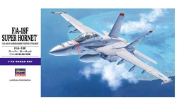 F/A-18F Boeing, Super Hornet - HASEGAWA 00548 E18 1/72
