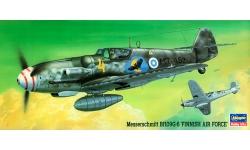 Bf 109G-6 Messerschmitt - HASEGAWA 00916 1/72