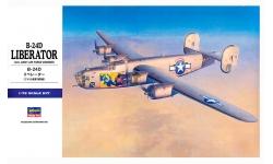 B-24D Consolidated, Liberator - HASEGAWA 01558 E28 1/72