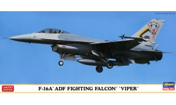 F-16A Block 15 ADF General Dynamics, Fighting Falcon - HASEGAWA 01980 1/72