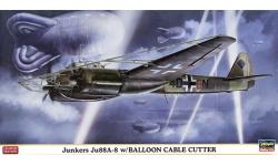 Ju 88A-8 Junkers - HASEGAWA 01999 1/72