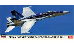 CF-18A McDonnell Douglas, Hornet - HASEGAWA 02047 1/72