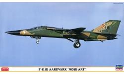 F-111E General Dynamics, Aardvark - HASEGAWA 02060 1/72