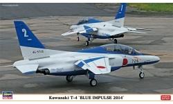 T-4 Kawasaki - HASEGAWA 02125 1/72