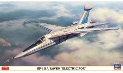 EF-111A General Dynamics, Grumman, Raven - HASEGAWA 02300 1/72