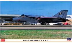 F-111G General Dynamics, Aardvark - HASEGAWA 02314 1/72