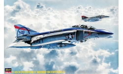 F-4B/N McDonnell Douglas, Phantom II - HASEGAWA 07210 PT10 1/48
