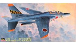 T-4 Kawasaki - HASEGAWA 07217 PT17 1/48