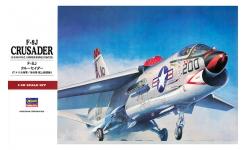 F-8J Vought, Crusader - HASEGAWA 07226 PT26 1/48