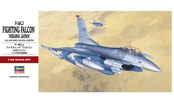 F-16CJ Block 50 General Dynamics, Fighting Falcon - HASEGAWA 07232 PT32 1/48