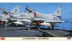 A-4E Douglas, Skyhawk - HASEGAWA 07377 1/48