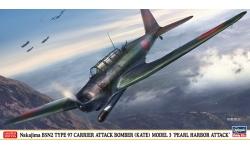 B5N2 Model 12 Nakajima - HASEGAWA 07472 1/48
