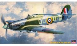 Hurricane Mk. IIc Hawker - HASEGAWA 09051 JT51 1/48