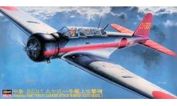 B5N1 Model 11 Nakajima - HASEGAWA 09078 JT78 1/48