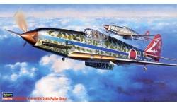Ki-61-Id (Tei) Kawasaki - HASEGAWA 09114 JT14 1/48