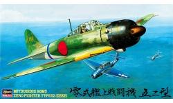A6M5 Type 52 Mitsubishi - HASEGAWA 09123 JT23 1/48