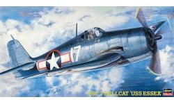 F6F-3 Grumman, Hellcat - HASEGAWA 09134 JT34 1/48