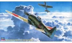 Ki-44-IIa (Kou) Nakajima, Shoki - HASEGAWA 09137 JT37 1/48
