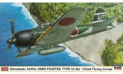 A6M5c Type 52c (Hei) Mitsubishi - HASEGAWA 09972 1/48