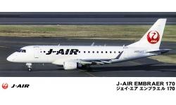 E170 Embraer - HASEGAWA 11102 LE2 1/144