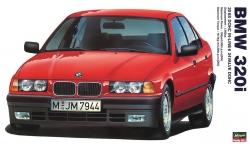 BMW 320i E36 1993 - HASEGAWA 20313 1/24