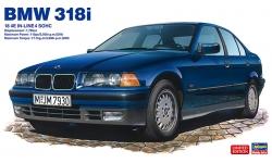 BMW 318 E36 1993 - HASEGAWA 20320 1/24