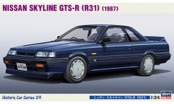 Nissan Skyline Coupe 2000 GTS-R (KHR31) 1987 - HASEGAWA 21129 HC-29 1/24