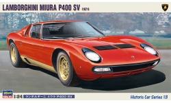 Lamborghini Miura P400SV 1971 - HASEGAWA 21213 HC-13 1/24