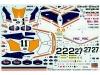Honda NSR500 1989 - HASEGAWA 21504 BK-4 1/12