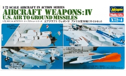 Ракетное вооружение ВВС США. Часть IV - HASEGAWA 35004 X72-4 1/72