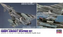 Современное ракетное вооружение ВВС Европейских стран - HASEGAWA 35115 X72-15 1/72