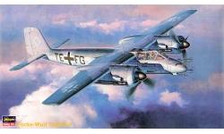 Ta 154V3 Focke-Wulf, Moskito - HASEGAWA 51215 CP15 1/72