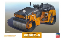 Hitachi ZC50T-5 - HASEGAWA 66101 1/35
