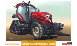 Yanmar YT5113A Auto/Robot Tractor - HASEGAWA 66104 1/35