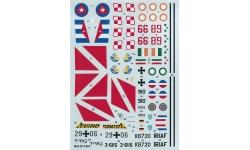 МиГ-29А/Б - HI-DECAL LINE 48-013 1/48
