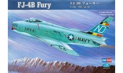 FJ-4B North American, Fury - HOBBY BOSS 80313 1/48