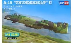 A-10A Fairchild Republic, Thunderbolt II - HOBBY BOSS 80323 1/48