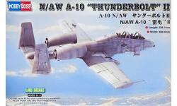 A-10 N/AW (YA-10B) Fairchild Republic, Thunderbolt II - HOBBY BOSS 80324 1/48
