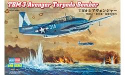 TBM-3 Grumman (GM), Avenger - HOBBY BOSS 80325 1/48
