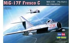МиГ-17Ф - HOBBY BOSS 80334 1/48