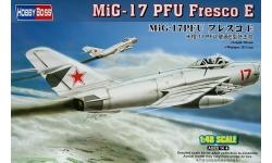 МиГ-17ПФУ - HOBBY BOSS 80337 1/48