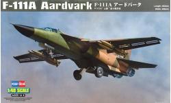 F-111A General Dynamics, Aardvark - HOBBY BOSS 80348 1/48
