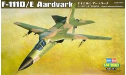 F-111D/E General Dynamics, Aardvark - HOBBY BOSS 80350 1/48