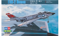 F3H-2 McDonnell, Demon - HOBBY BOSS 80364 1/48