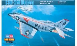 F3H-2M McDonnell, Demon - HOBBY BOSS 80365 1/48