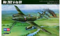 Me 262A-1a/U1 Messerschmitt - HOBBY BOSS 80370 1/48