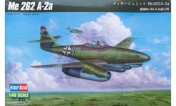 Me 262A-2a Messerschmitt - HOBBY BOSS 80376 1/48