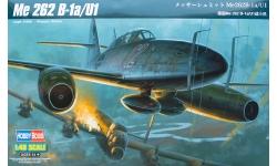Me 262B-1a/U1 Messerschmitt - HOBBY BOSS 80379 1/48
